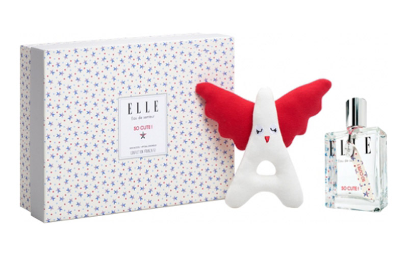 Elle Magazine launches a perfume collection - Moroccan Ladies