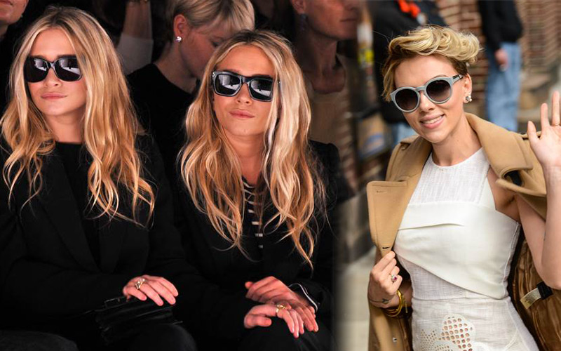 7dabc99a0 This spring/summer hot trends in sunglasses: Cat eye, Round,Pastels ...