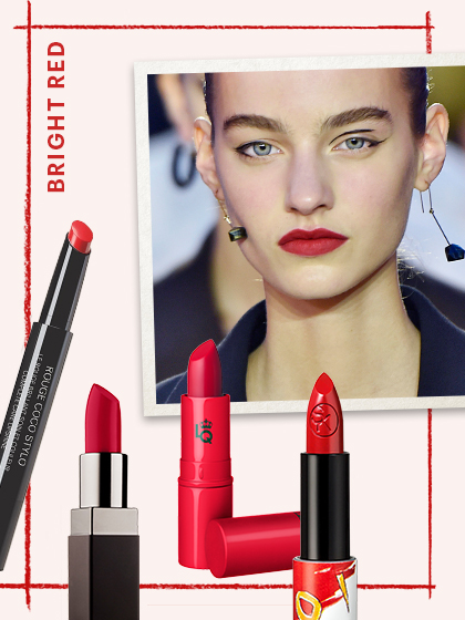 spring-lipstick-trends-bright-red