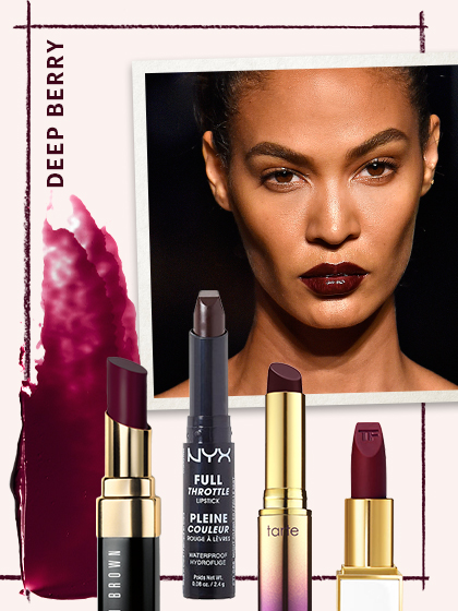 spring-lipstick-trends-deep-berry