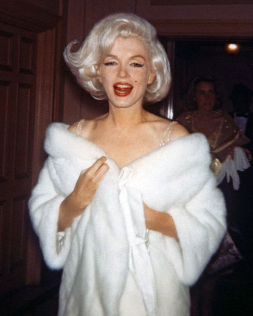 The Legendary Marilyn Monroe Happy Birthday Mr President Dress Is Up For Auction Moroccan Ladies
