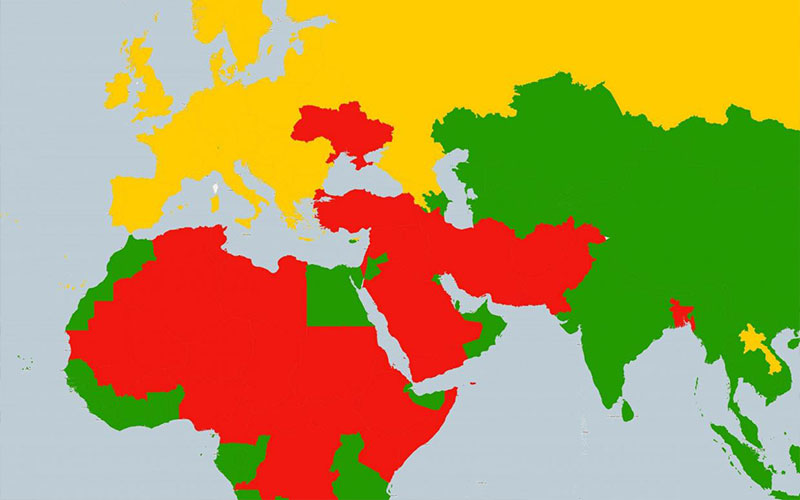 Morocco Is Safer Than European Countries According To Us Department