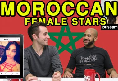 Watch Americans react to Moroccan female stars
