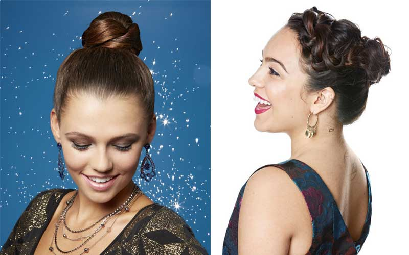 Moroccan Hair Styles: 5 Party Hairstyles To Slay New Year's Eve