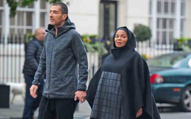 61c224e641b9 Janet Jackson splits up from her husband three months after giving birth