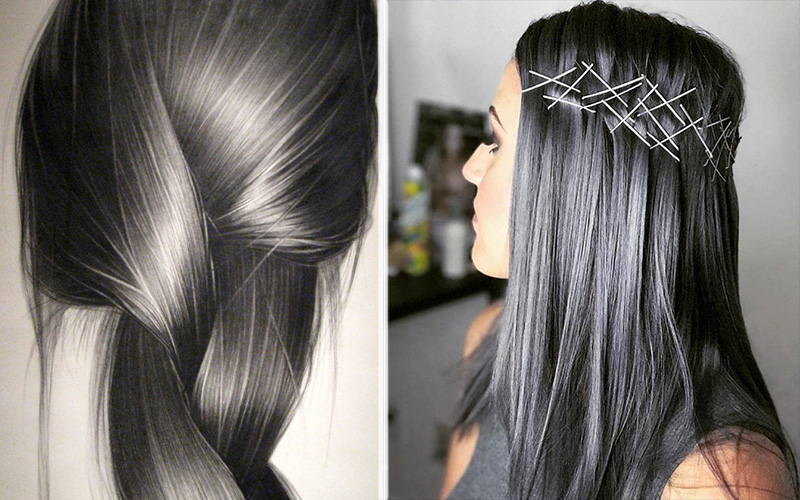 New Gray Hair Color Trend