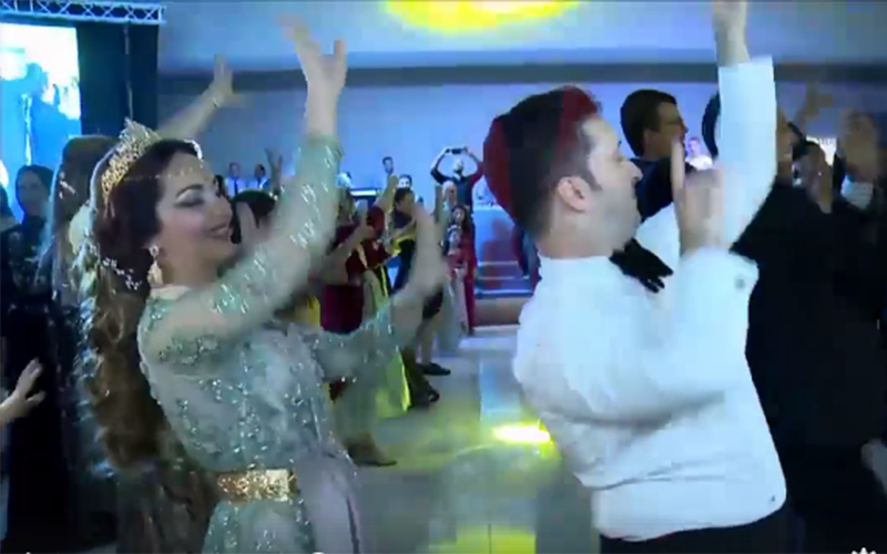 Moroccan wedding dance video become viral - Moroccan Ladies