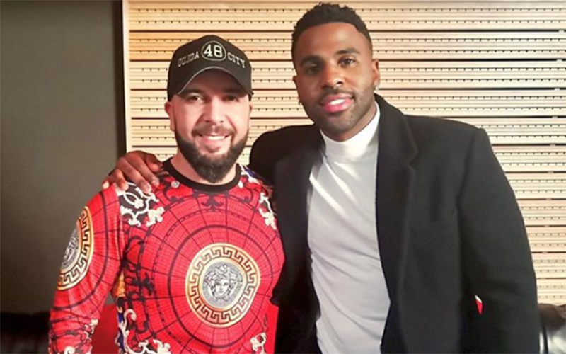 douzi and jason derulo collaborate on a 2018 world cup song