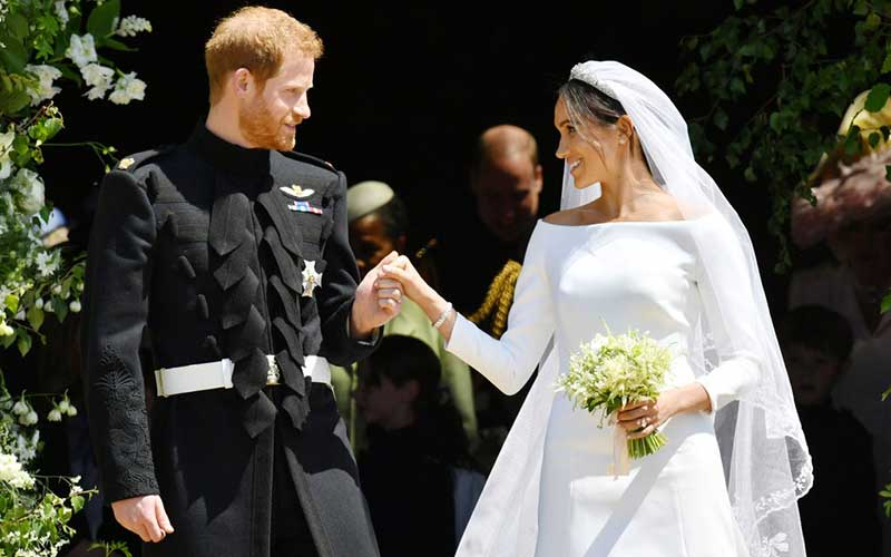Celebrities Invited To Royal Wedding.Celebrities At Meghan Markle And Prince Harry S Royal Wedding