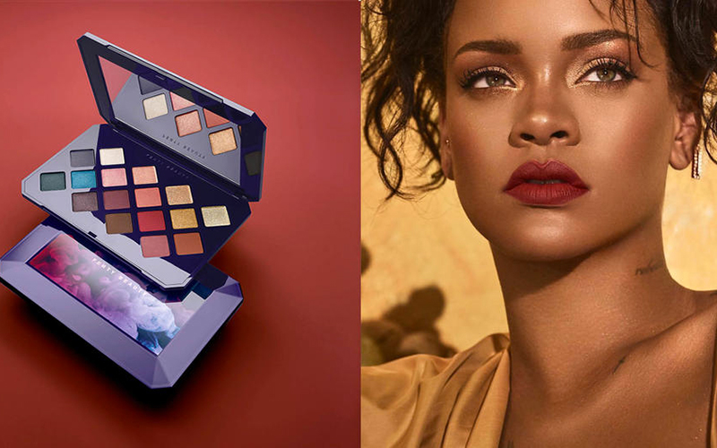 Rihanna Inspired By Morocco For Fenty Beauty Latest Collection