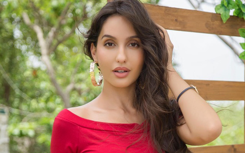 Moroccan Bollywood actress Nora Fatehi singing debut with