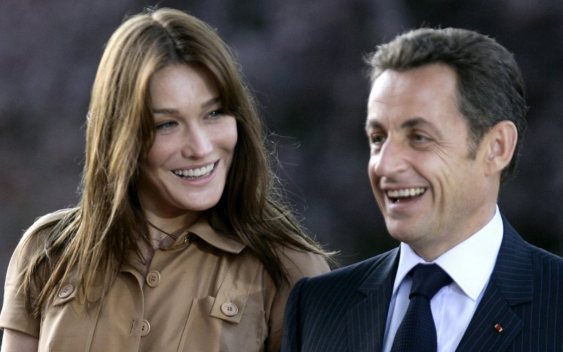 Carla Bruni And Nicolas Sarkozy Spend New Year S Eve In Marrakech Moroccan Ladies