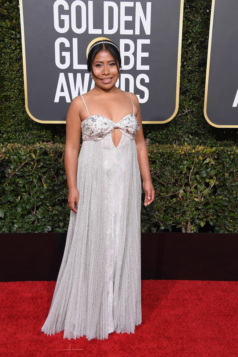Red carpet fashion of the 2019 Golden Globes