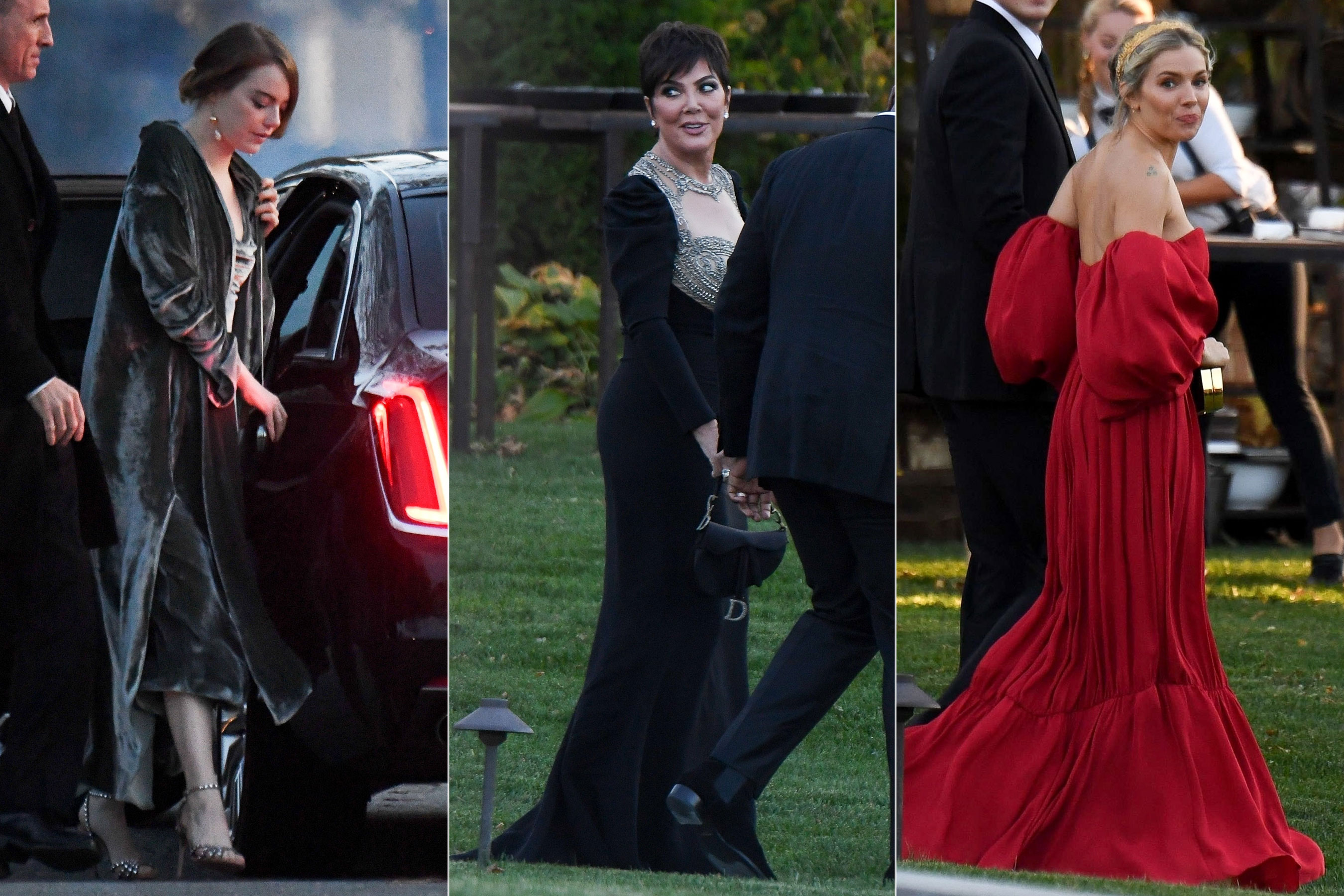 Jennifer Lawrence Got Married This Weekend Photos Moroccan Ladies