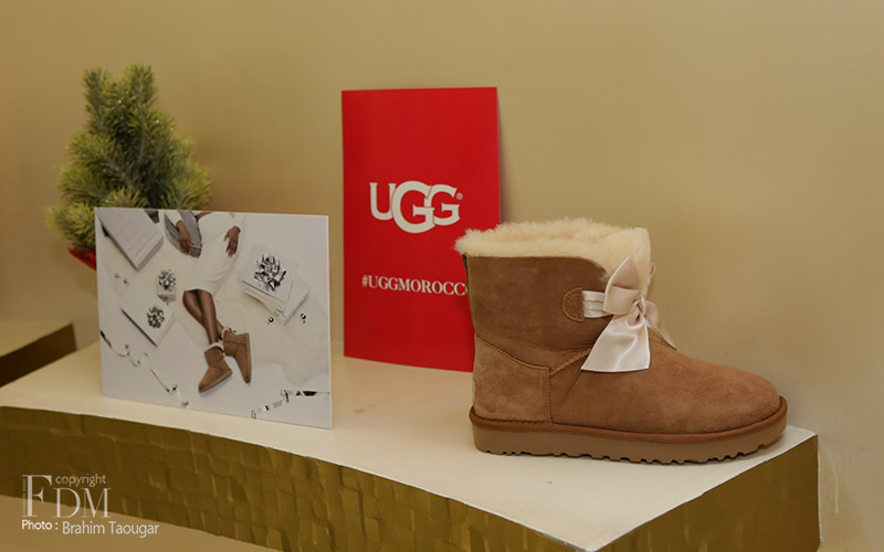 UGG sets up two first stores in Morocco