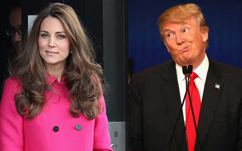 Donald Trump Unworthy Of Meeting The Royal Family England