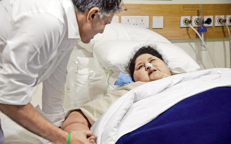 Hrithik Bodycondition Images Com: World's Heaviest Woman Passed Away In Abu Dhabi